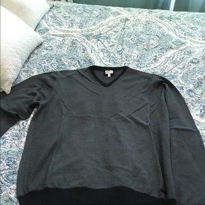 Armani sweater cashmere